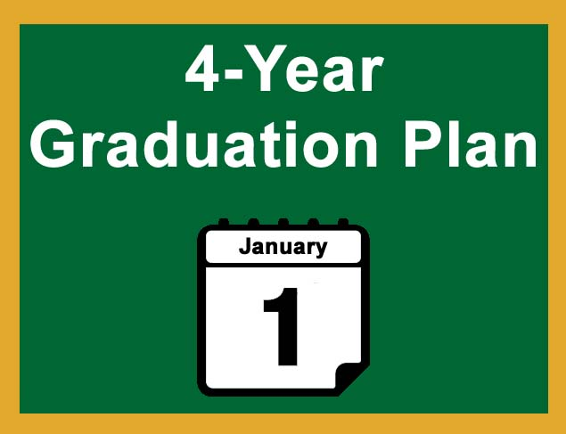 4-Year Grad Plan Button
