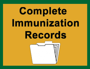 immunizationRecords